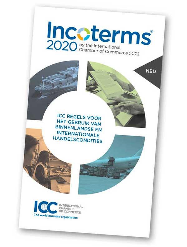 Incoterms publicatie 2020 Nederlands