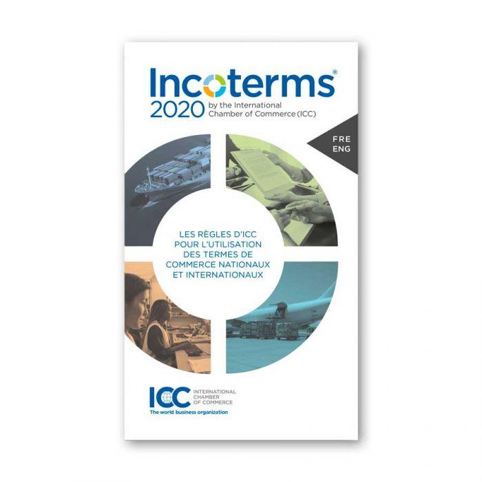 Incoterms publicatie 2020 Frans Engels