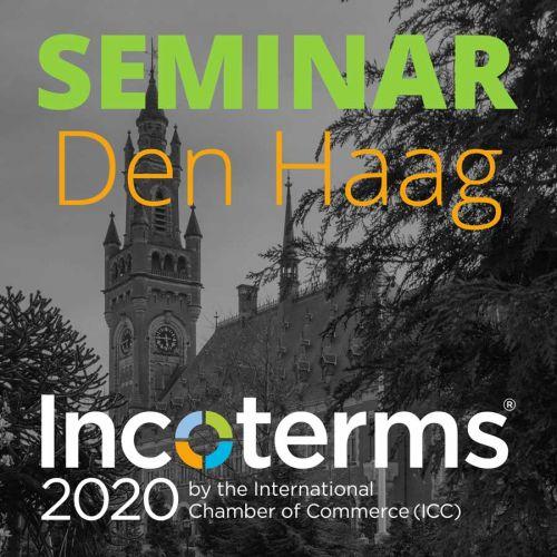 Seminar Incoterms 2020 Den Haag